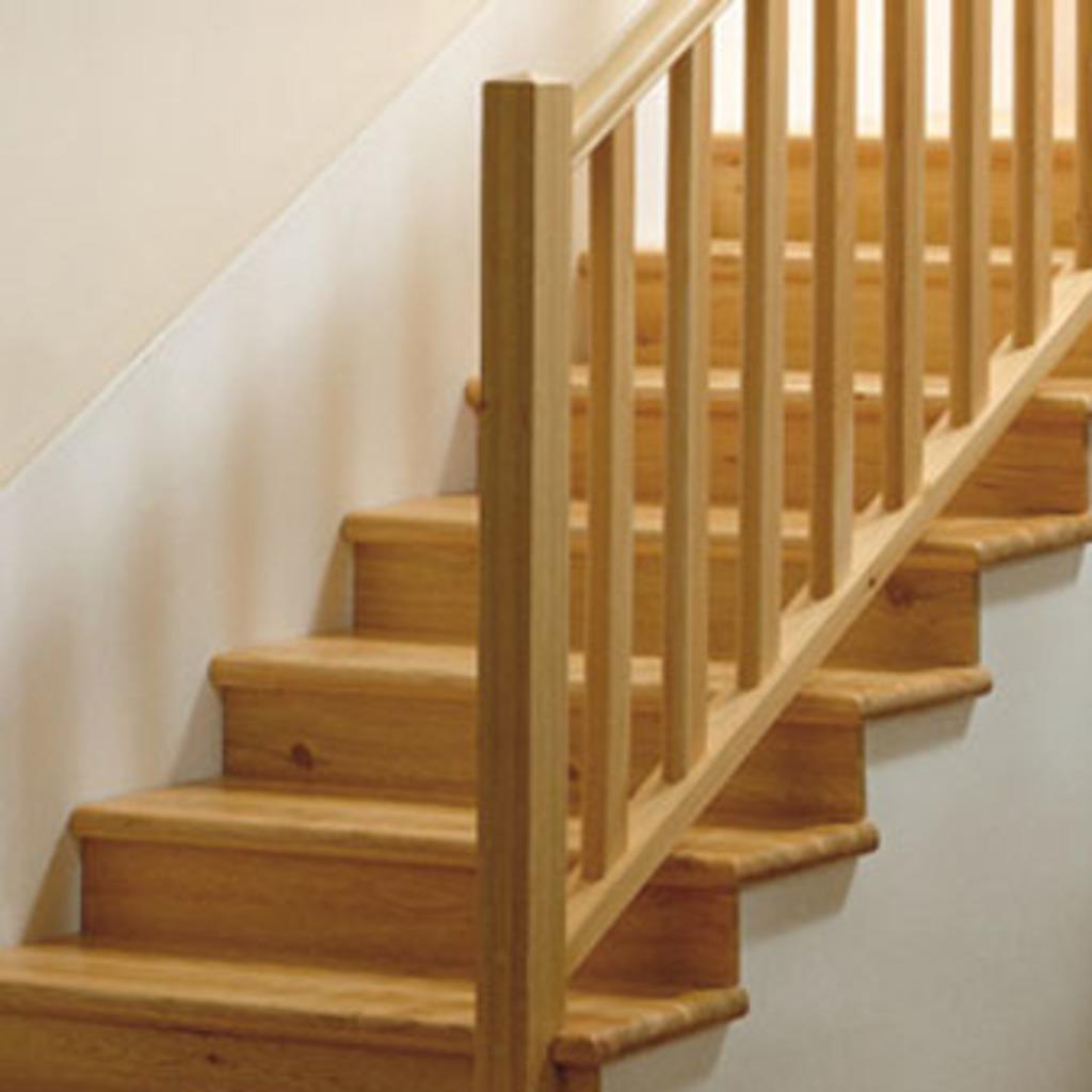 Ringhiera scala legno qj53 regardsdefemmes - Legno per scale ...